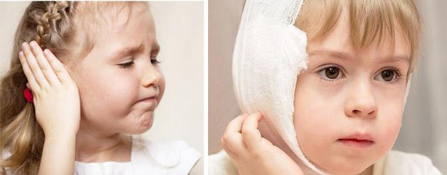 Застосування камфорної олії та спирту у вухо